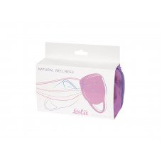 Набор менструальных чаш Natural Wellness Orchid Lavander 4000-04lola