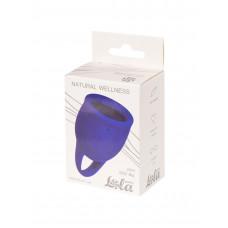 Менструальная чаша Natural Wellness Iris 20 ml blue 4000-06lola