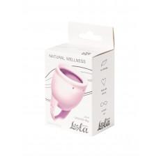 Менструальная чаша Natural Wellness Orchid 20ml lavander 4000-12lola