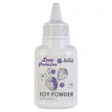 Пудра для игрушек ароматизированная Love Protection Лесные ягоды 15гр 1825-00Lola
