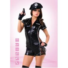 Костюм Эротический полицейский 02546SM