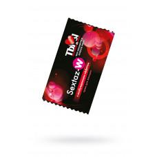 Крем возбуждающий Sextaz-W для женщин, 1,5 г, 20 шт. в упаковке