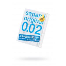Презервативы полиуретановые Sagami Original 002 3'S Extra Lub