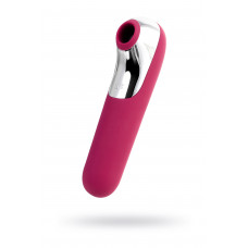 Вакуум-волновой бесконтактный стимулятор клитора Satisfyer Dual Love, Силикон, Красный, 16 см