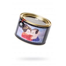 Соль Мёртвого моря для ванны Shunga Oriental Crystals «Афродизия» с лечебным эффектом, в комплекте свеча+ракушка, 600 г