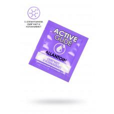 Увлажняющий интимный гель ACTIVE GLIDE ALLANTOIN, 3г по 20шт в упаковке