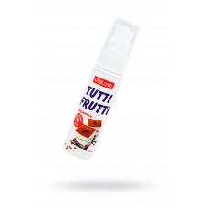 Съедобная гель-смазка TUTTI-FRUTTI для орального секса со вкусом тирамису 30г