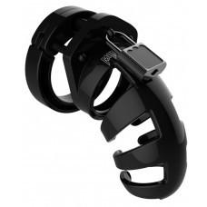 Черный мужской пояс верности Model 02 Chastity