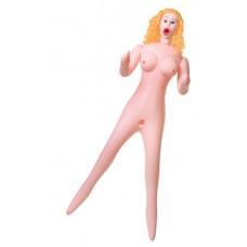 Секс-кукла блондинка Celine с кибер-вставками