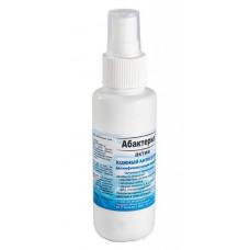 Дезинфицирующее средство  Абактерил-АКТИВ  в форме спрея - 100 мл.