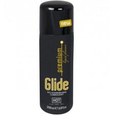 Смазка на силиконовой основе Premium Glide - 200 мл.