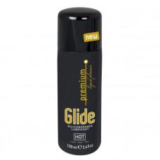 Интимный гель на силиконовой основе Premium Glide - 100 мл.