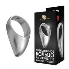 Эрекционное кольцо каплевидное большое TEARDROP COCKRING