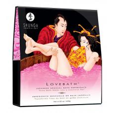 Порошок для принятия ванны LOVEBATH Фрукты Дракона 650 гр
