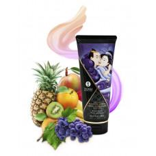 Массажный крем для тела Экзотические фрукты серии Необыкновенные поцелуи, 200мл
