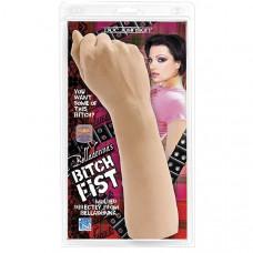 Рука сжатая в кулак для фистинга Belladonna's - Bitch Fist