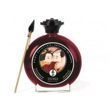 Декоративная крем-краска для тела Шампанское и клубника 100 мл.