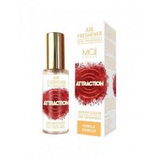 MAI ATTRACTION ОСВЕЖИТЕЛЬ ВОЗДУХА с феромонами (ваниль) 30 мл