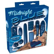 Набор секс-игрушек бирюзового цвета Midnight Blue Set by You2Toys