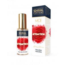 Парфюмерная вода «Phero perfume Masculine» серии Mai Attraction, 30 МЛ