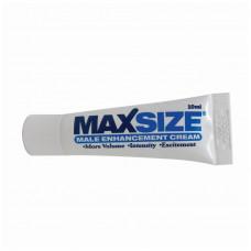 10мл Крем MaxSize для улучшения мужской эрекции