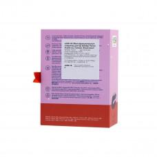 Парный стимулятор из силикона Satisfyer Partner Double Joy, 18 см, фиолетовый