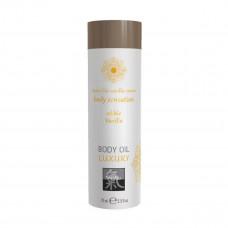 Съедобное масло для тела Luxury body oil - Ваниль 75 мл