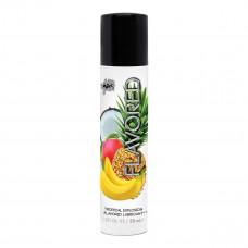Лубрикант со вкусом тропических фруктов WET® Flavored™ 30 мл