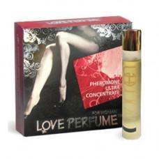 Феромоновая эссенция LOVE PERFUME женская