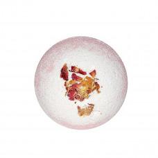Цветная бомбочка для ванны с лепестками роз 130 г