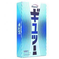 Презервативы SAGAMI 6 Fit V Premium 12шт. супер облегающие