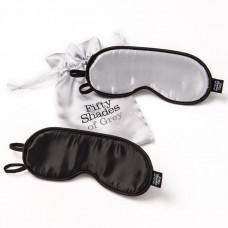Shades-of-Grey Маска No Peeking 2шт.