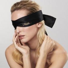 Bijoux Indiscrets Повязка на глаза SHHH - BLINDFOLD черная