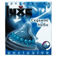 Luxe Exclusive Презерватив Седьмое небо 1шт.