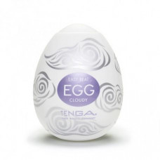 TENGA №10 Стимулятор яйцо Cloudy
