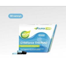 Энергетический стимулятор GYMforce Thermo 30 капсул