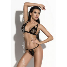Комплект белья с вырезами на груди Samantha Queen of hearts - Me Seduce