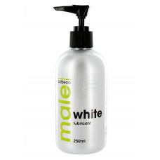 Белая анальная смазка - Male White, 250 мл