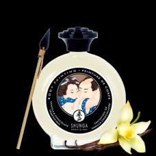 Съедобная краска для тела Shunga Vanilla Bodypaint, 100 мл