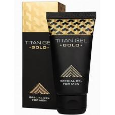 Titan Gel Gold Tantra - гель для увеличения члена, 50 мл.