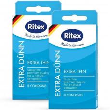 Презервативы Ritex Extra Dunn (8шт)