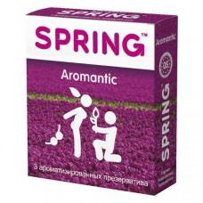 Презервативы Spring Aromantic, 3 шт./уп