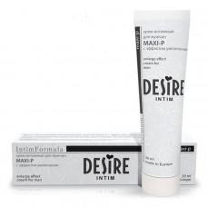 Крем-гель для мужчин, увеличивающий, Desire Maxi-P 30 мл