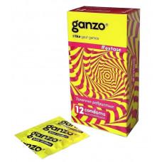 Презервативы GANZO Extase, 12 шт.