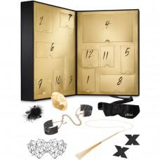 Набор аксессуаров для секса 12 Sexy Days - Bijoux Indiscrets