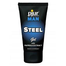 Стимулирующий гель для мужчин Pjur Man Steel - 50 мл