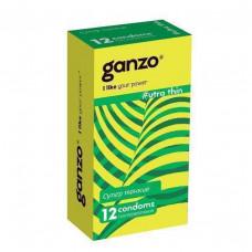 Презервативы Ganzo Ultra thin, 12 шт