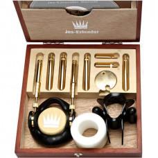 Аппарат для увеличения члена Jes Extender Penis Enlarger - Gold