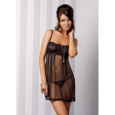 Сорочка прозрачная Nicolette (Casmir)