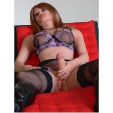 Реалистичная секс-кукла Transsexual - Dream Doll